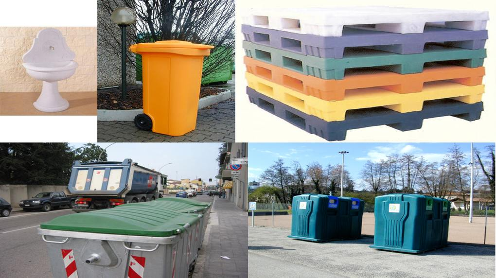 rotational molding-bins-pallets